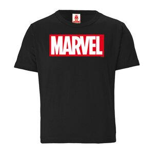 LOGOSHIRT - Marvel Comics - Marvel Logo - Kinder - Organic - Bio T-Shirt  - LOGOSH!RT