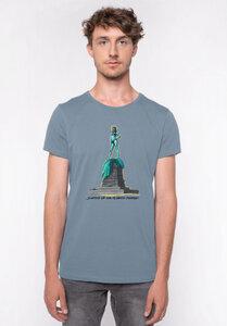 "Herren T-Shirt ""Liberty"" - Erdbär"