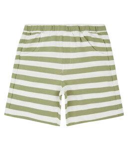 Kinder Shorts olive grün Bio Baumwolle - sense-organics