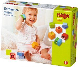 HABA Entdeckersteine Klangspaß - HABA