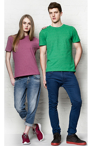 Men's / Unisex Classic Fit Recycled Jersey T-Shirt - Continental Clothing