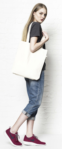 SALVAGE RECYCLED SHOPPER TOTE BAG - Continental Clothing