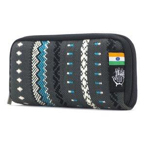 Chiburi Accordion Wallet RFID Block - Ethnotek