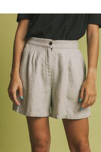 Shorts Damen - Hemp Mamma - thinking mu