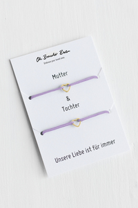 2er-Set: Armband »Mutter & Tochter« - Oh Bracelet Berlin