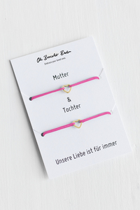 Mutter Tochter Armband Set - Oh Bracelet Berlin