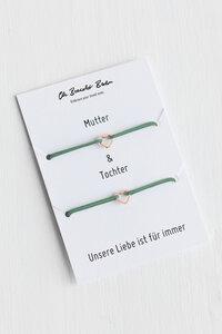 2er-Set: Armband »Mutter & Tochter« - Oh Bracelet Berlin