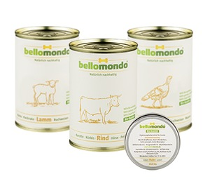 Probepaket für Fellnasen - bellomondo