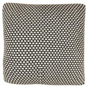 Kissenbezug WILHELM, quadratisch,  Biobaumwolle, GOTS-zertifiziert, 50 x 50 cm - TRANQUILLO