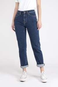 Jeans Straight Fit - Nora - Forever Blue - Kuyichi