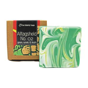 "Naturseife ""Alltagsheld N°2"" - Eve Butterfly Soaps"