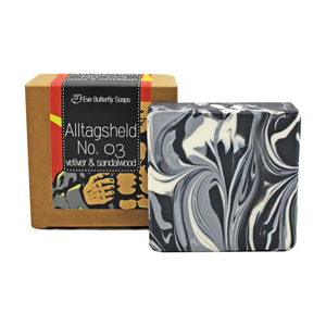 "Naturseife ""Alltagsheld N°3"" - Eve Butterfly Soaps"