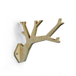 TWIG natürlicher Baumförmiger Wandhaken   - noThrow Design