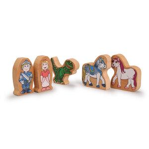 Spielfiguren Märchenschloss - Erzi