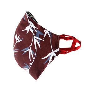 Mund und Nasenmaske für Erwachsene. Handmade in Kenya. V.2 - Kipepeo-Clothing