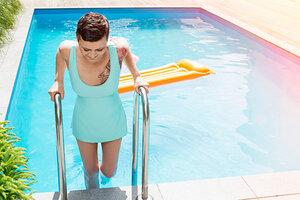 "Badeanzug ""SHINE""  - IPANII - swimwear for brave souls"