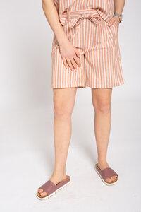 Leinen Shorts #STRIPES - recolution