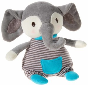 FROHNATUREN GOTS Elefant Plüschi  - Heunec