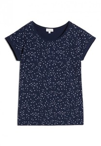LIVAA BLOWN BLOSSOMS - Damen T-Shirt aus Bio-Baumwolle  - ARMEDANGELS