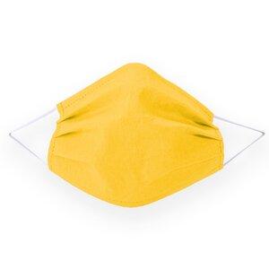 Gesichtsmaske aus Naturmaterialien mit hoher Faserdichte, bei 60° C waschbar - heyholi