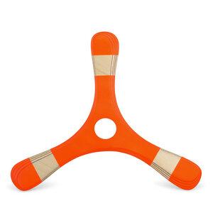 PROPELL 3 - Bumerang für Kinder und Anfänger*in aus Holz, Rechtshänder*in - LAMEY bumerang