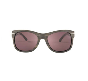 CRUX IROKO CREMA / BROWN SOLID TINTED POLARIZED - Wewood