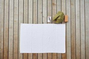 Badetuch Bio-Baumwolle - Tilda - #lavie