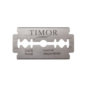 "Timor Rasierklingen, rostfrei, 10 Stück ""unverpackt"" - Giesen & Forsthoff"