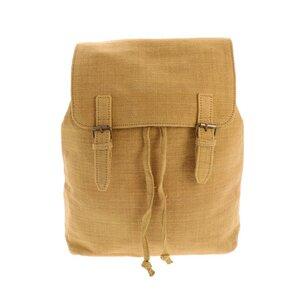 Rucksack aus handgewebter Baumwolle - Caha - AuraQue