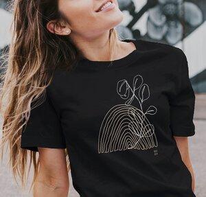 Shirt- Reine Bio-Baumwolle - Klassischer Schnitt /  Inner Growth - Kultgut