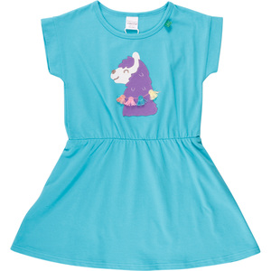 Fred's World Mädchen Sommerkleid Lama Bio-Baumwolle - Fred's World by Green Cotton