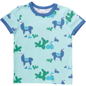 Fred's World Kinder T-Shirt Lama Bio-Baumwolle - Fred's World by Green Cotton