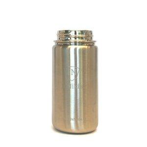 Edelstahl Trinkflasche isoliert 420ml MixnMatch: JuNiki´s® eco line  - JN JuNiki's