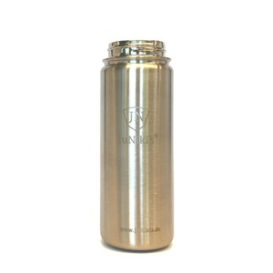 Edelstahl Trinkflasche isoliert 550ml MixnMatch: JuNiki´s® eco line  - JN JuNiki's