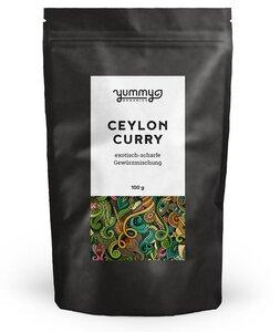 Bio Gewürzmischung Ceylon Curry YUMMY ORGANICS  - Yummy Organics