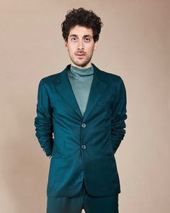 Blazer BELLO men smaragd - JAN N JUNE