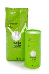 Maria Sole Linea Verde BIO Espresso Kaffee Bohnen Softbag 250g - Maria Sole