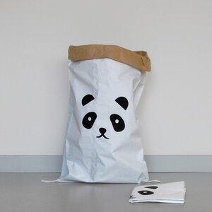 Paperbag /Papiersack mit Designmotiven - kompostierbar - Kolor