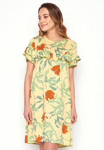 Kleid Sweet Blooming Lily - GreenBomb