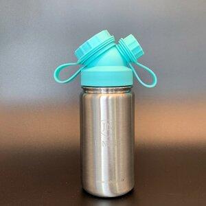 JuNiki´s®  eco line isolierte Edelstahl Trinkflasche 420ml in 8 Farben - JN JuNiki's