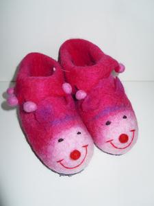 Filz Mäuse Hausschuhe für Kinder - shortn´pietz