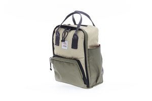 "Rucksack ""Buddy"" aus Upcycling Canvas - Sealand Gear"