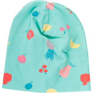 Fred' World Mädchen Beanie Bio-Baumwolle - Fred's World by Green Cotton