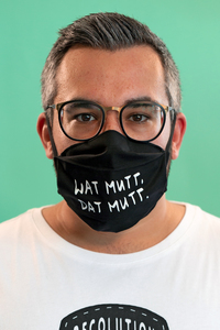 Face Mask #WATMUTTDATMUTT - recolution