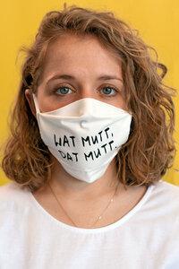 Face Mask #WATMUTTDATMUTT - recolution