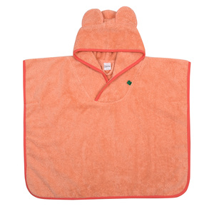 Fred's World Kinder Bade-Poncho reine Bio-Baumwolle - Fred's World by Green Cotton
