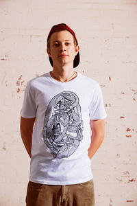 Men T-Shirt 'Turba' - DISKO