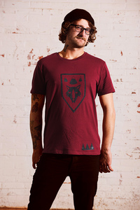 Men T-Shirt 'Insigne' - DISKO