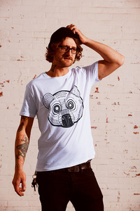 Men T-Shirt 'Kodiak' - DISKO