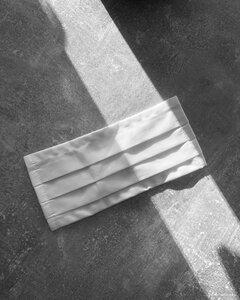Gesichtsmaske aus Bio-Baumwolle - JAN N JUNE